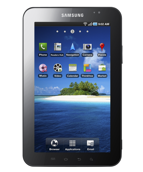 Repair Samsung Galaxy Tab P1000 P1010