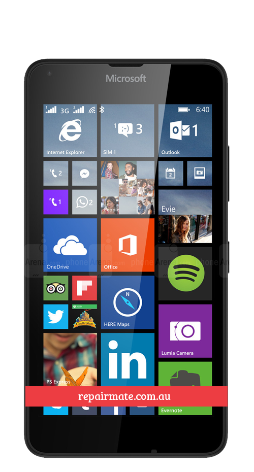 Repair Microsoft Lumia 640 XL