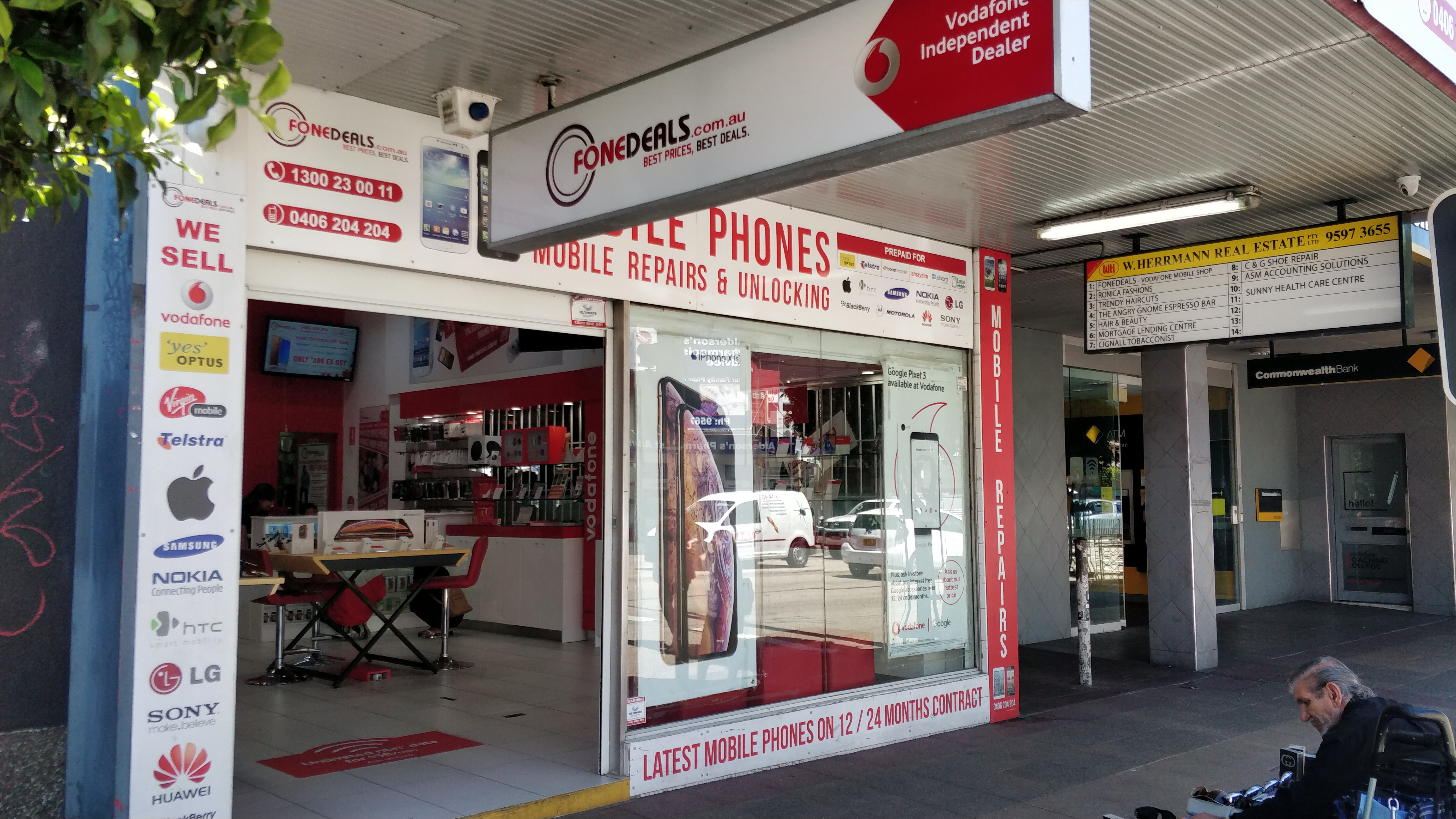 Repair Mate Fonedeals Rockdale (Pre-Paid Only)