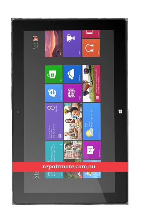 Repair Microsoft Surface RT 1