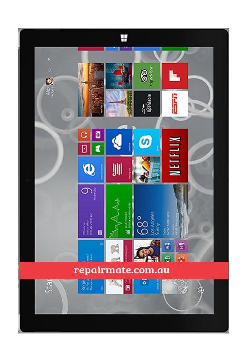 Repair Microsoft Surface 3