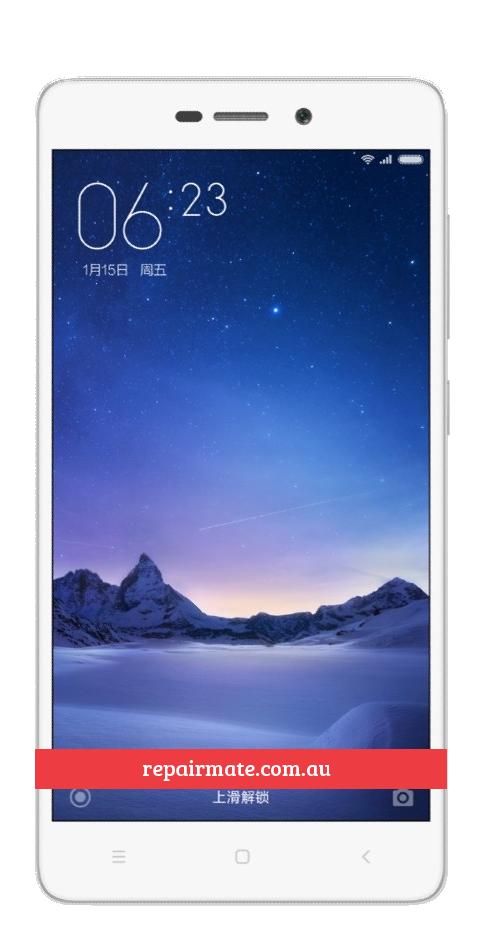 Repair Xiaomi Redmi 3X