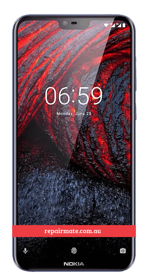 Nokia 6.1 Plus Repair