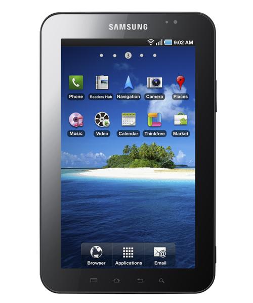 Repair Samsung Galaxy Tab P1000 P1010