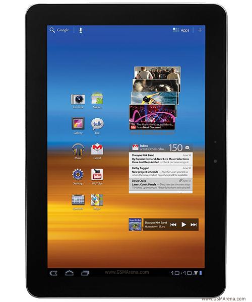Repair Samsung Galaxy Tab 10.1 P7100 P7500 P7501 P7510