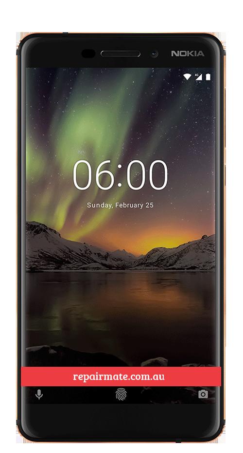 Repair Nokia 6