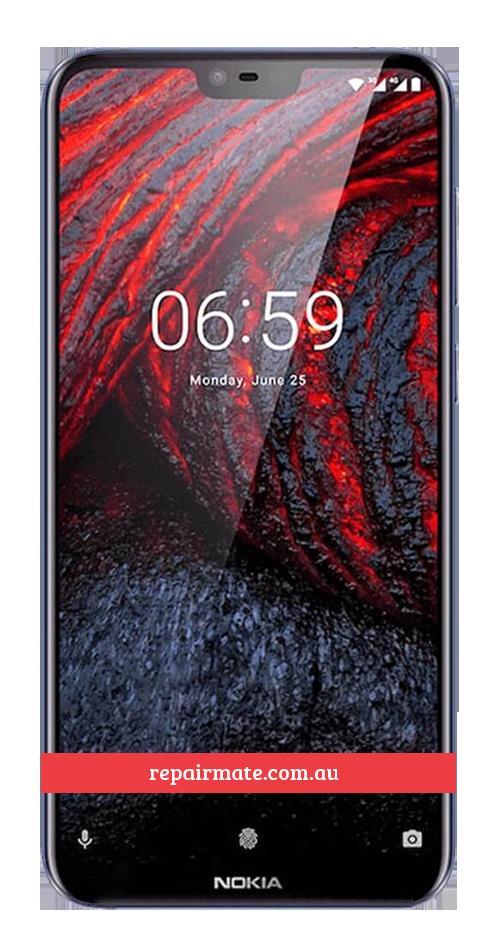 Nokia 6.1 Plus Repair