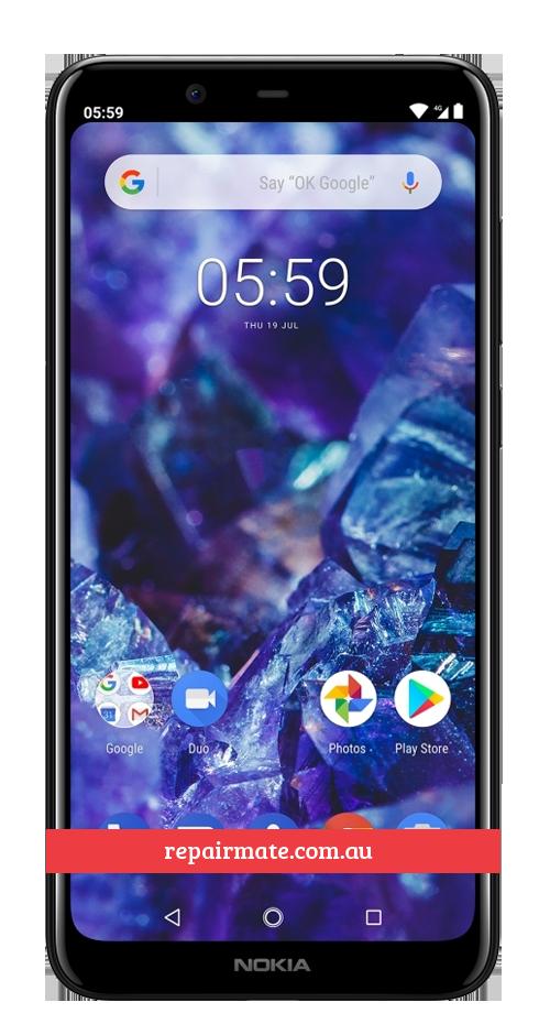 Repair Nokia 5.1 Plus