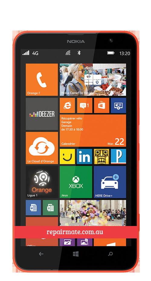 Repair Nokia Lumia 1320