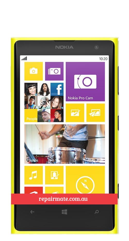Repair Nokia Lumia 1020