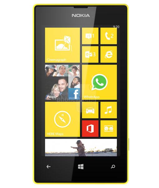 Repair Nokia Lumia 520